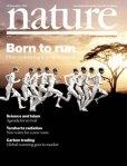 Nature dergisi kapağı