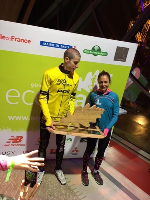 Şampiyonlar Nicolas DUHAIL ve Sylvaine CUSSOT F: C.Odabasoglu
